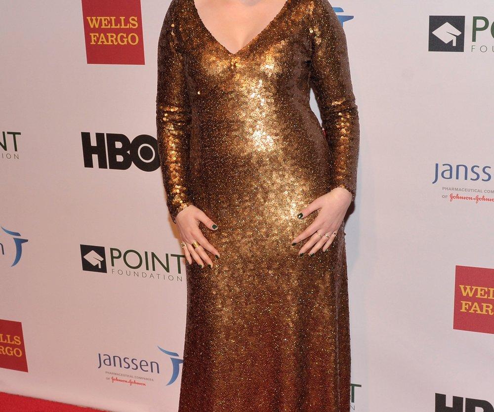 Lena Dunham wäre gerne lesbisch