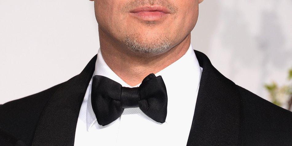 Brad Pitt: Wird er bald zum Ritter geschlagen?