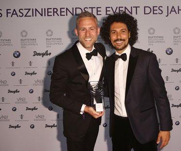 Verleihung des Deutschen Parfumpreises DUFTSTARS 2016