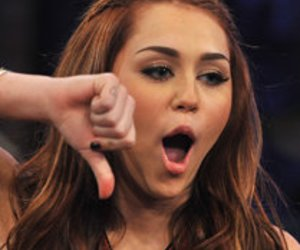 Miley Cyrus droht Paparazzi!