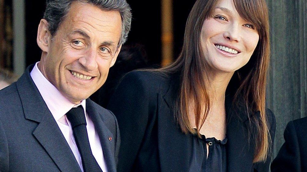 Carla Bruni und Nicolas Sarkozy sind Eltern geworden