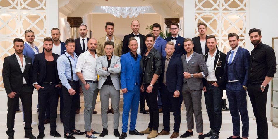 Die Bachelorette 2017: Das sind die 20 Single-Männer