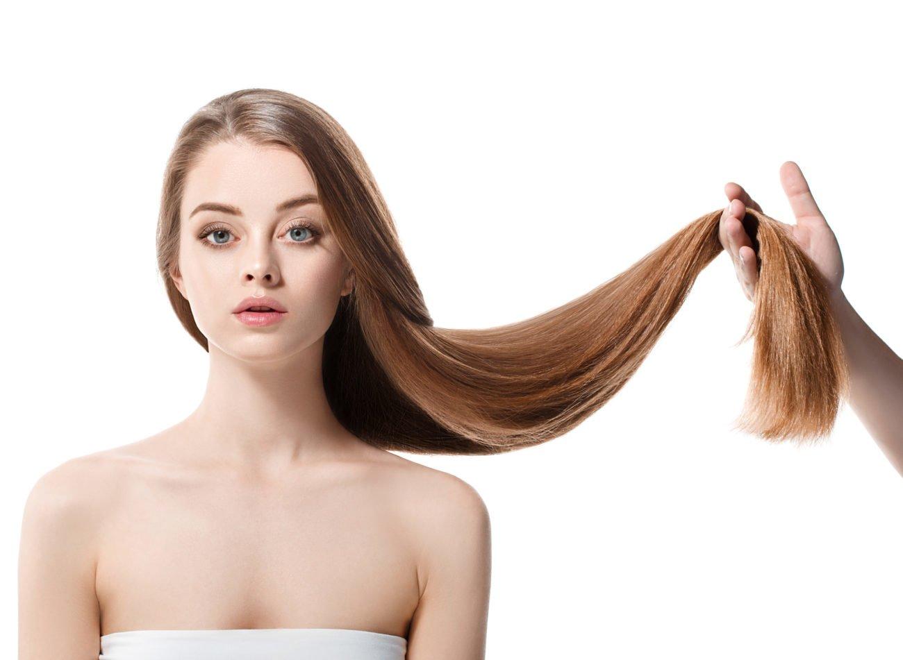 Nahrungsergänzungsmittel für dickere Haare