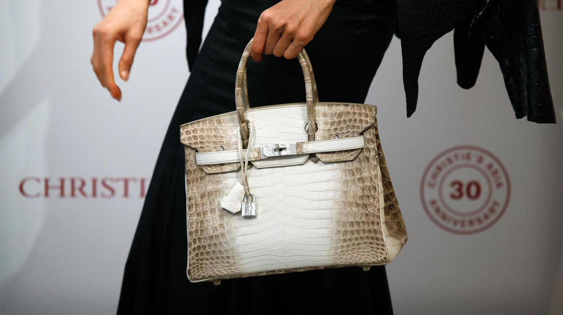 9b3336f5f5a2 Wahnsinn  Die teuerste Birkin Bag der Welt