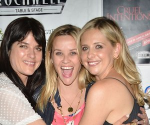 """LOS ANGELES, CA - MAY 28: Selma Blair, Reese Witherspoon and Sarah Michelle Gellar attend """"The Unauthorized Musical Parody Of Cruel Intentions"""" at Rockwell Table & Stage on May 28, 2015 in Los Angeles, California. (Photo by Araya Diaz/Getty Images)"""