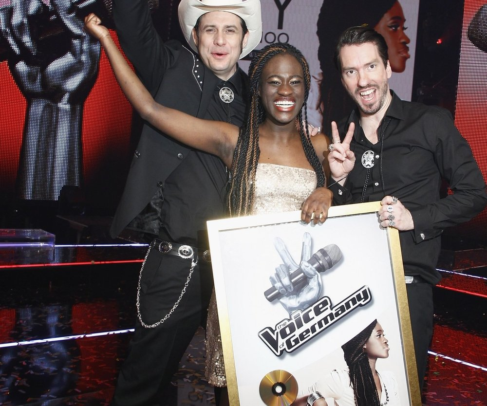 The Voice of Germany: Jury steht fest