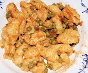 Gnocchi mit Gemüse