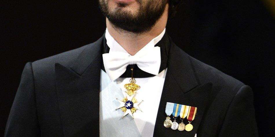 Carl Philip von Schweden will seine Sofia heiraten!