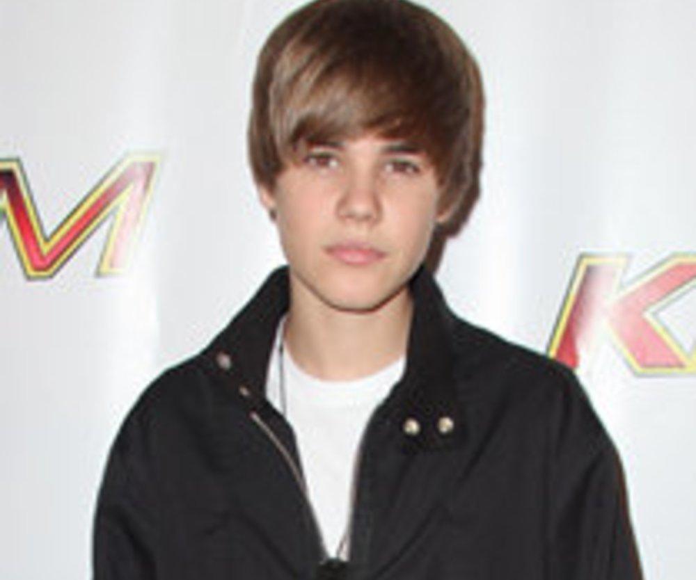 Justin Bieber: vernarrt in deutsche Mädchen