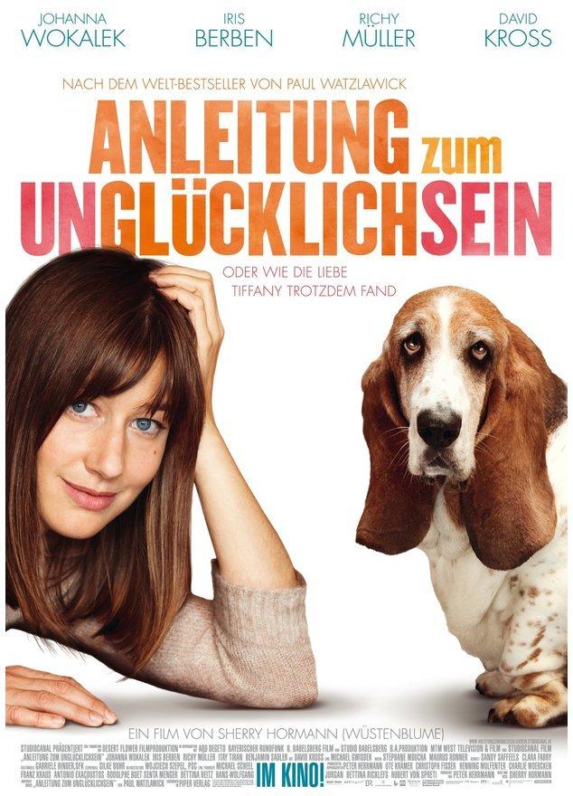 """""""Anleitung zum Unglücklichsein""""  Filmplakat"""
