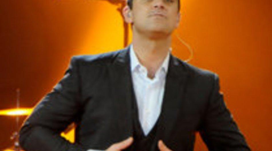 Robbie Williams bald unter der Haube?