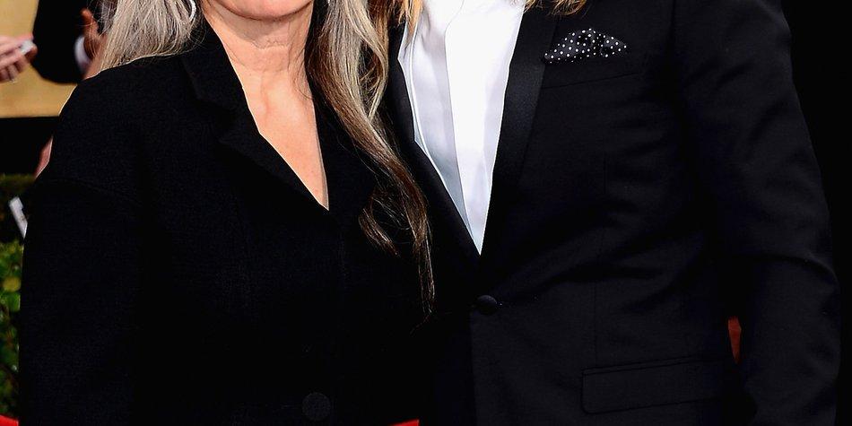 Jared Leto wird bei den Oscars von Mutti Constance begleitet