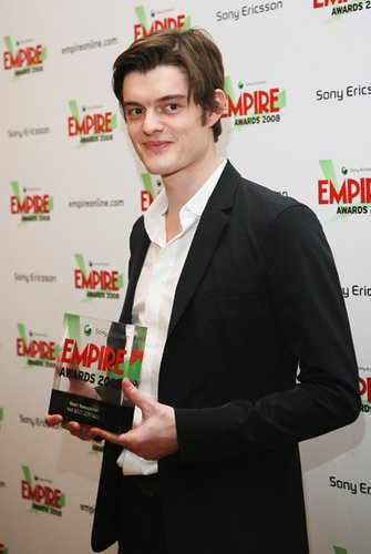 Sam Riley: Frontman der Band 10.000 Things