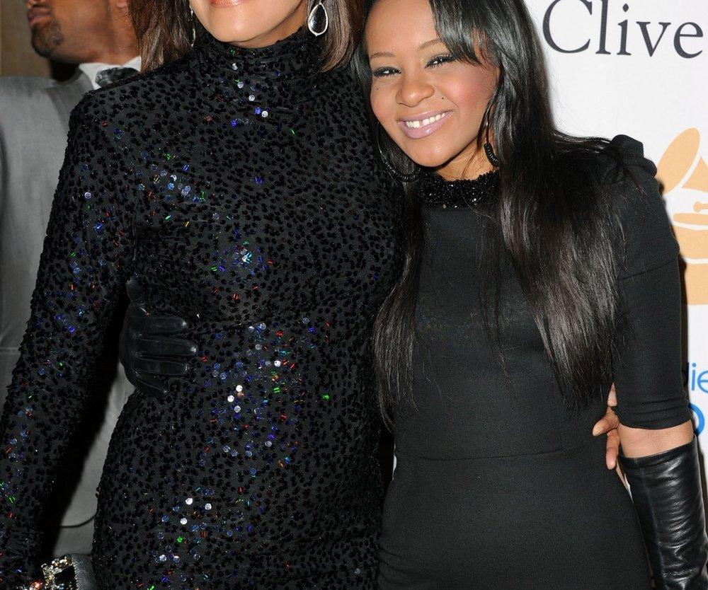 Whitney Houston: Tochter bricht zusammen
