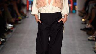 Fashion Week Berlin: Kilian Kerner mag es poppig