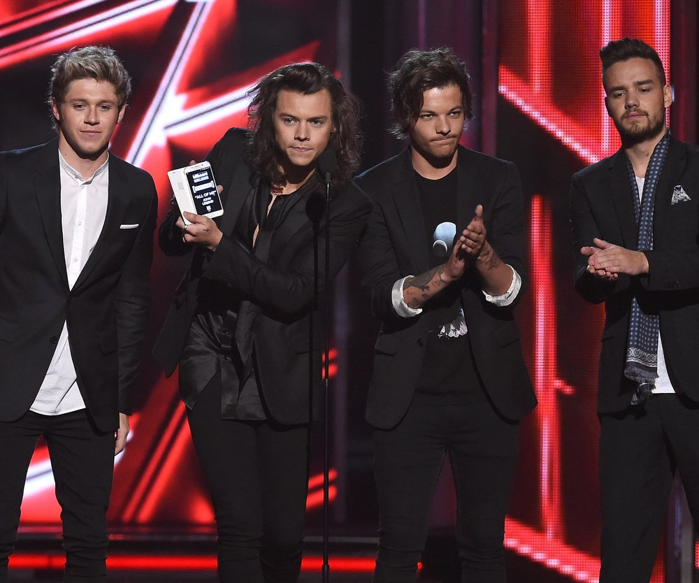 "One Direction schlagen Zayn Malik bei den ""Teen Choice Awards 2015"""