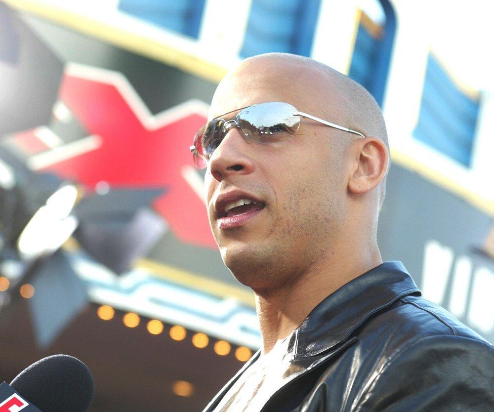 Vin Diesel in Triple X