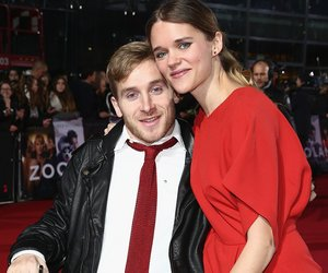 BERLIN, GERMANY - FEBRUARY 02: Samuel Koch and Sarah Elena Timpe attends the Berlin fan screening of the Paramount Pictures film 'Zoolander No. 2' at CineStar on February 2, 2016 in Berlin, Germany. (Photo by Andreas Rentz/Getty Images for Paramount Pictures)