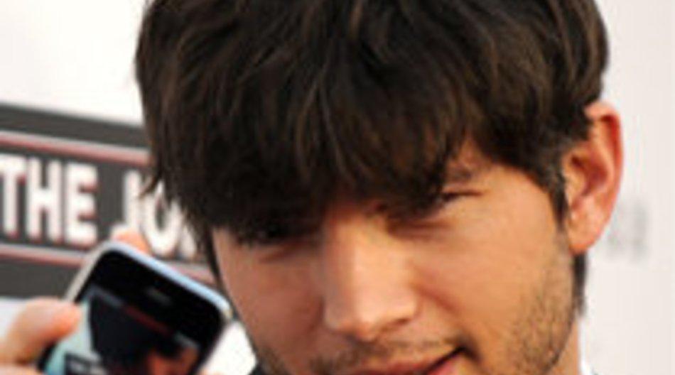 Ashton Kutcher: Konkurrenz von Britney Spears?
