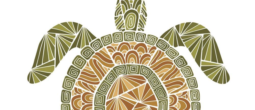 Schildkröten-Tattoo