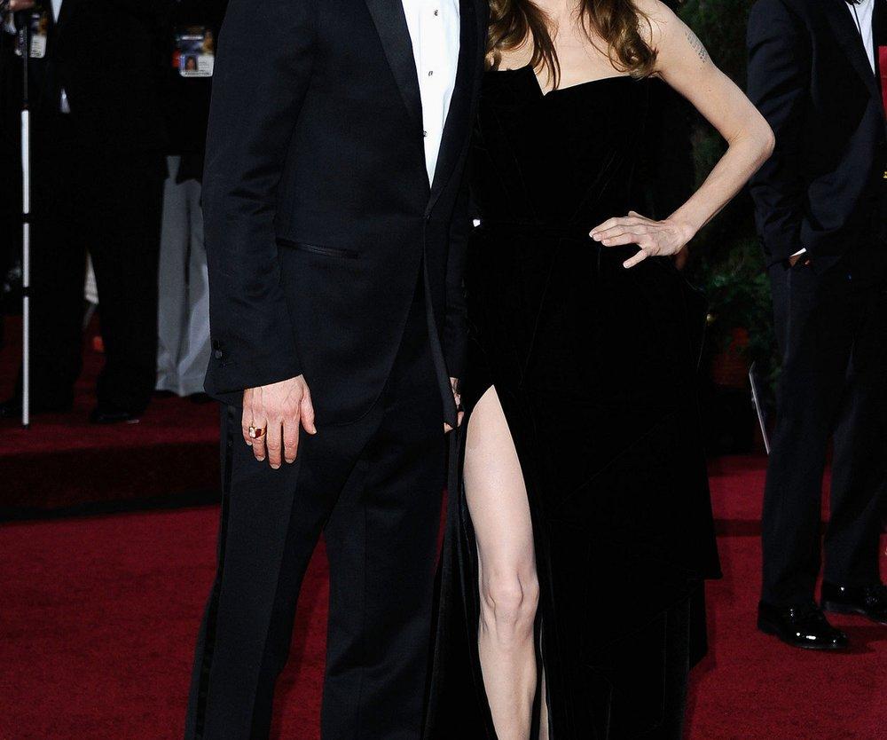 Brad Pitt übernimmt die Hochzeitsplanung