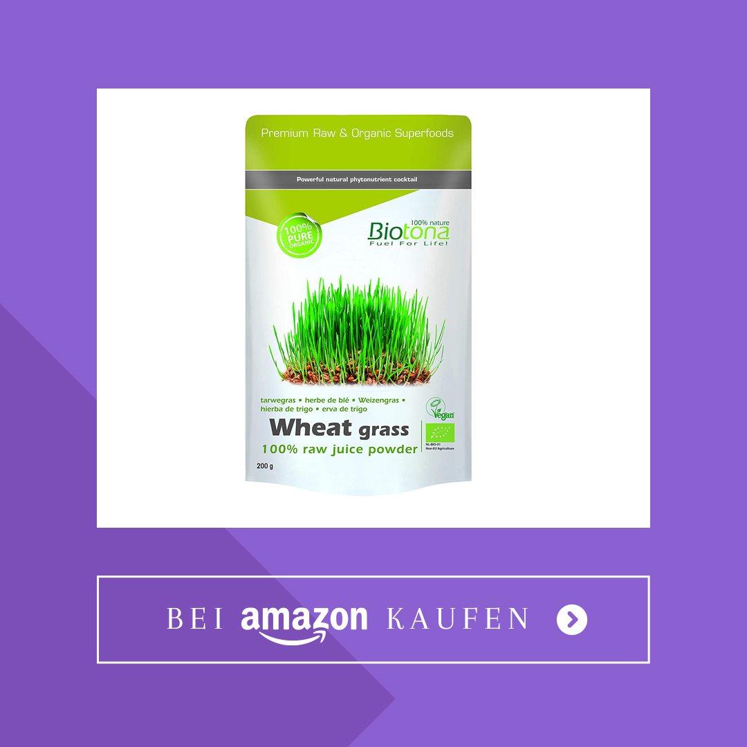 Weizengrassaftpulver