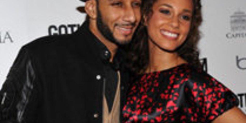 Alicia Keys und Swizz Beatz: Hochzeit am Wochenende