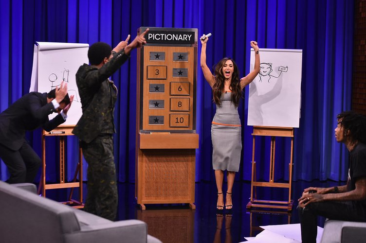Megan Fox ist bei Jimmy Fallon