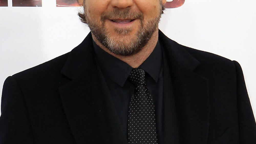 Russell Crowe in A Beautiful Mind!