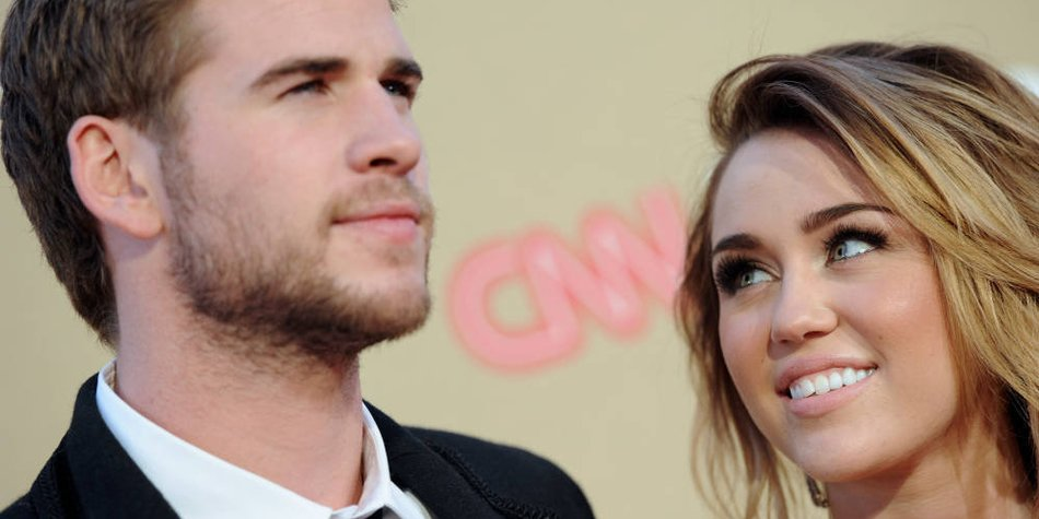 Miley Cyrus und Liam Hemsworth sind noch ein Paar