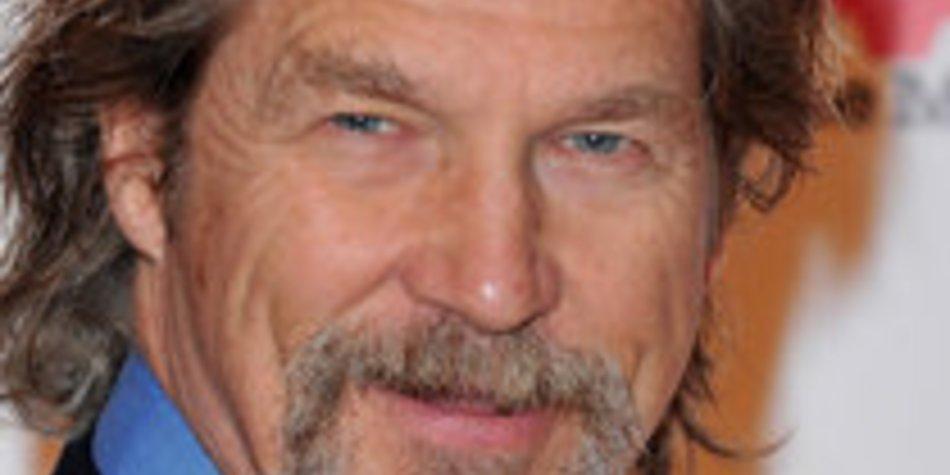 Jeff Bridges: Trinkt gerne, ist aber kein Alkoholiker