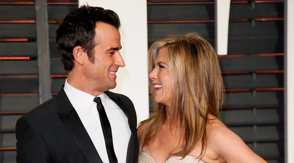 Justin Theroux und Jennifer Aniston