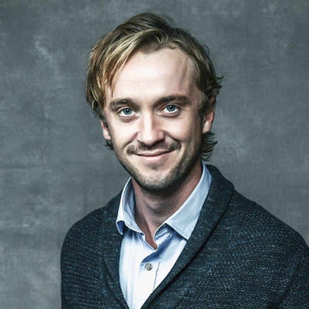 Tom Felton alias Draco Malfoy