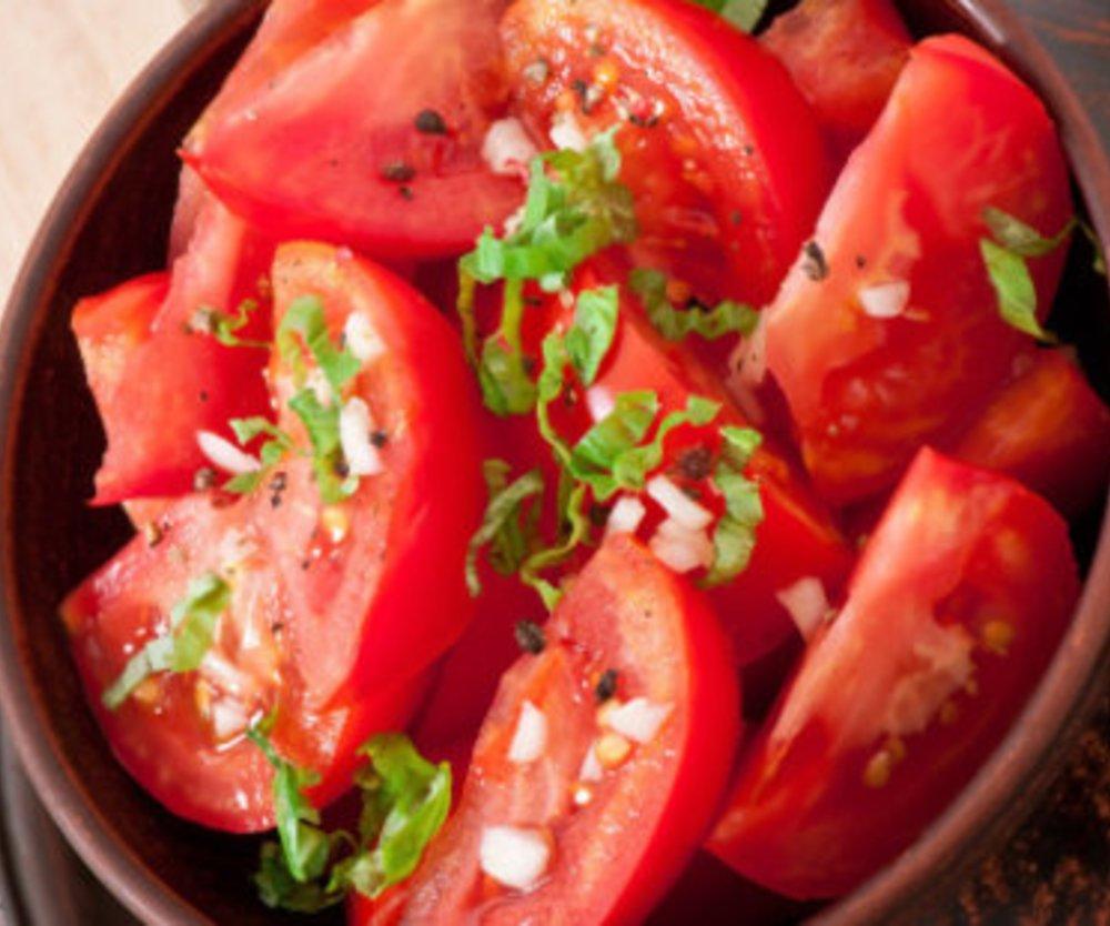 Dressing Tomatensalat