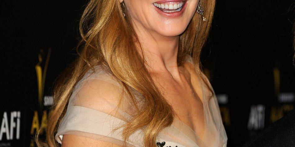 Nicole Kidman hat kein Problem mit dem Nacktsein