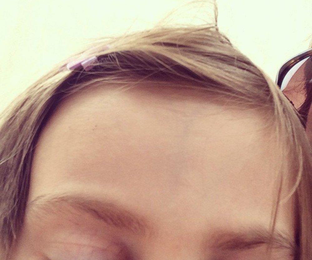 Harlows erstes Selfie