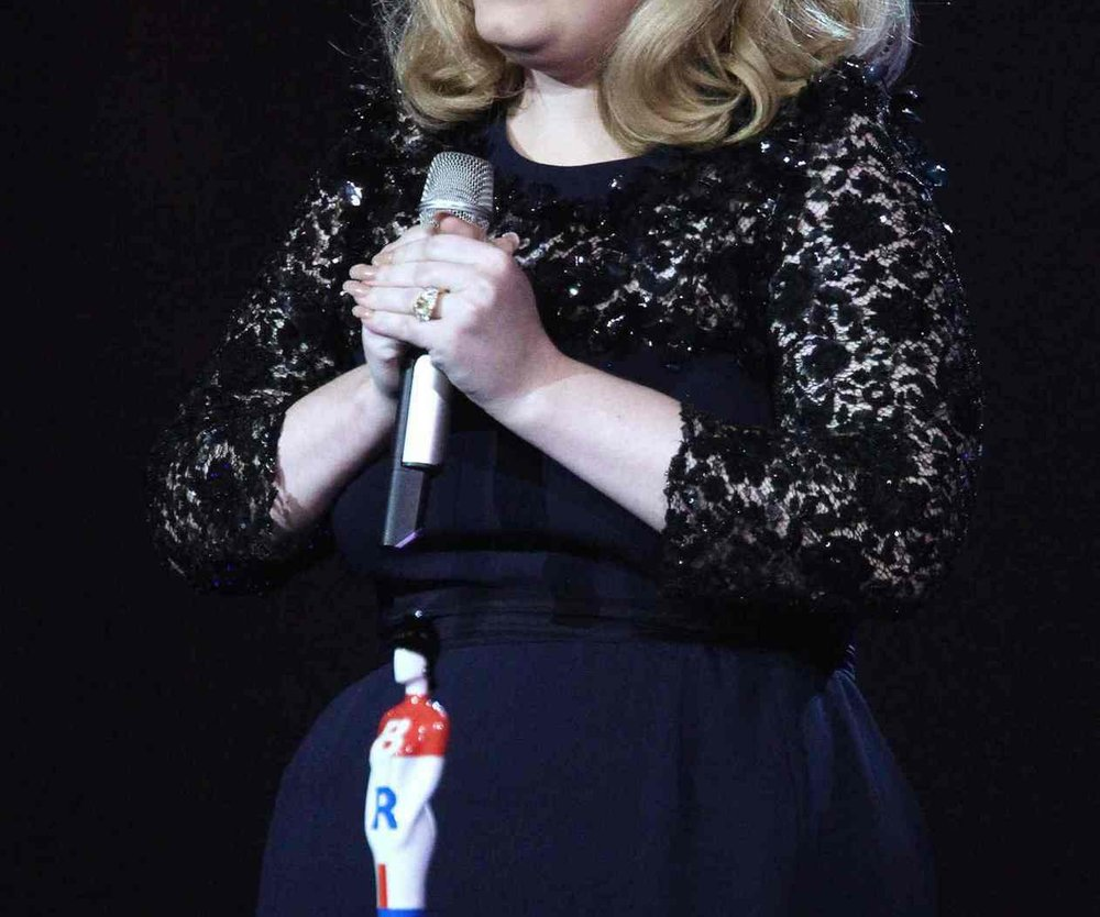 Adele bald Jurorin bei X Factor?