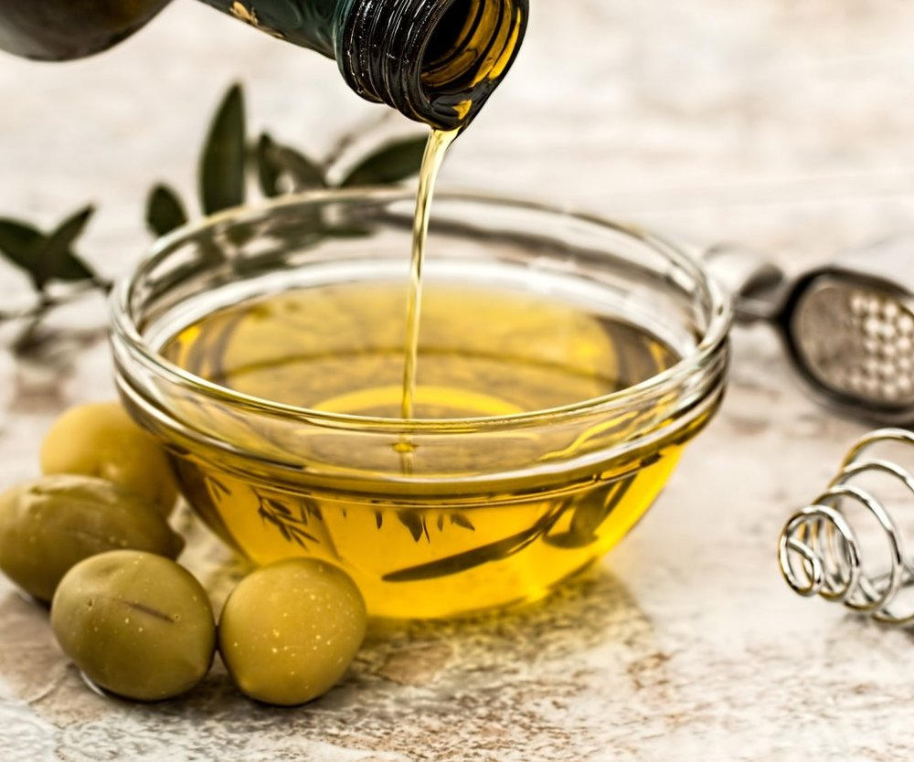 Olivenöl Haare