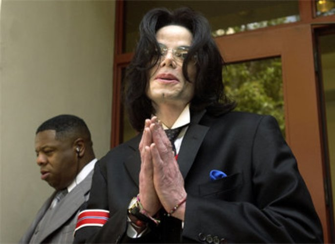 Michael Jackson verstarb 2009