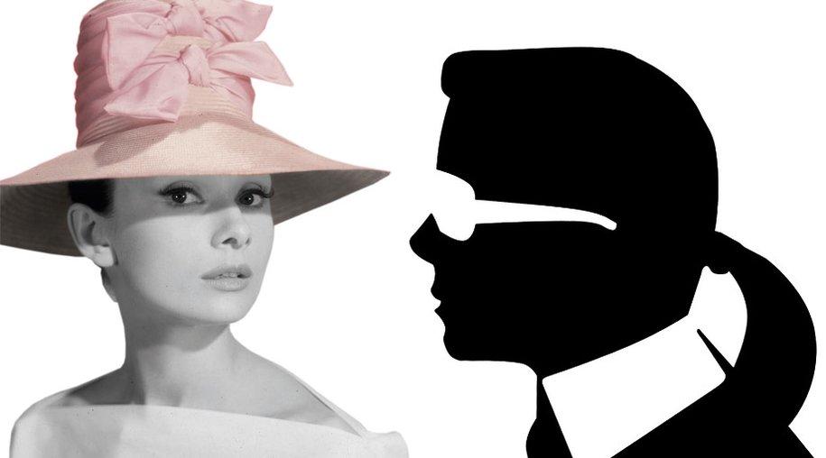 S.T. Dupont meets Hepburn und Lagerfeld
