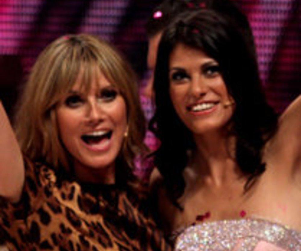 Germanys Next Topmodel: Das Finale mit Alisar in Bildern