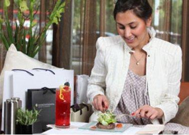 Skinny Burger: Luxushotel kreiert die leichte Version