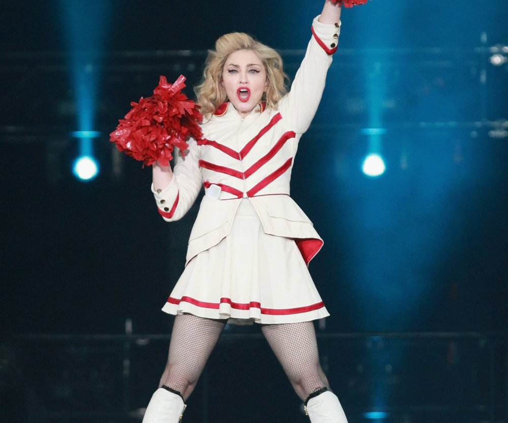 Madonna bringt eine Fitness-DVD raus