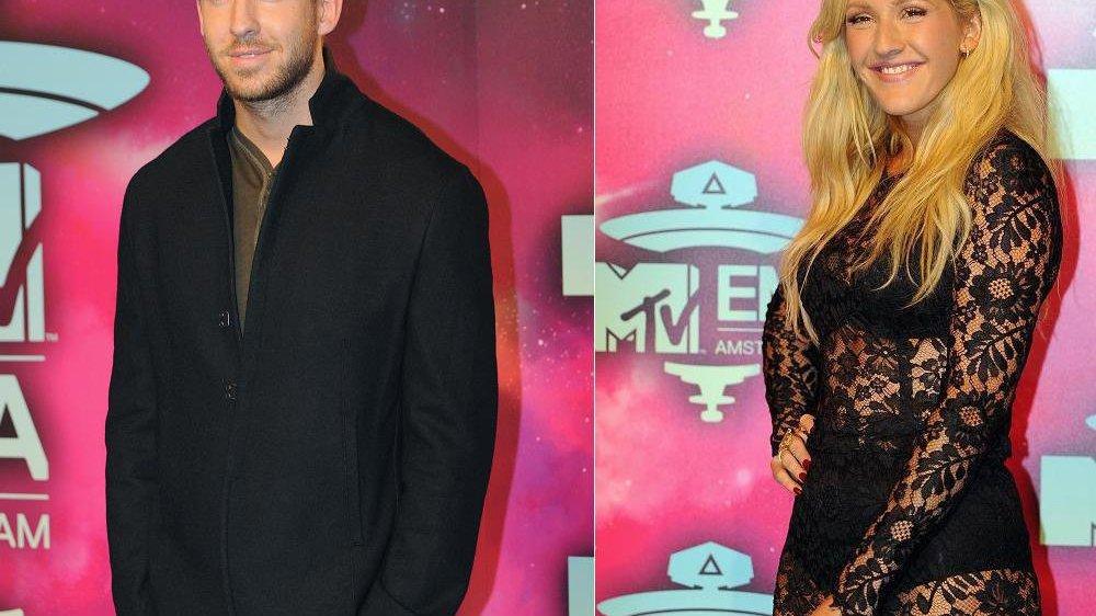 Calvin Harris: Turtelei mit Ellie Goulding?