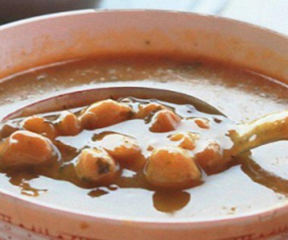 Türkische Linsensuppe