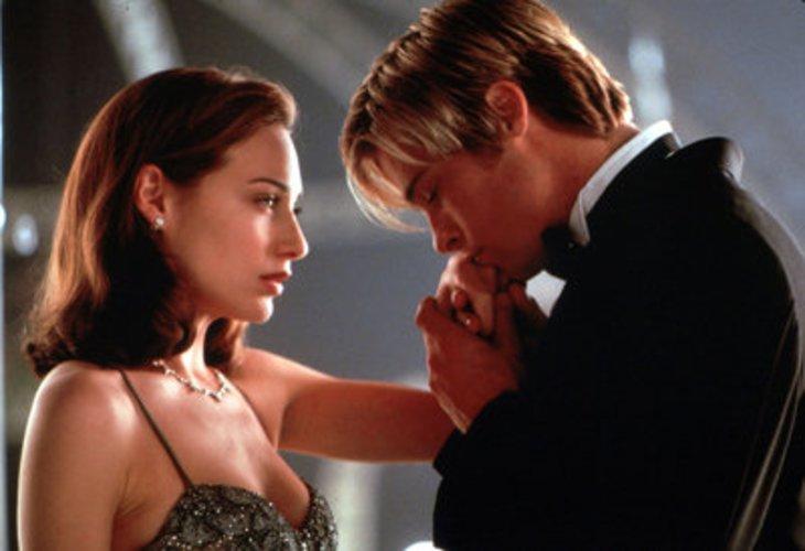 Joe Black gespielt von Brad Pitt