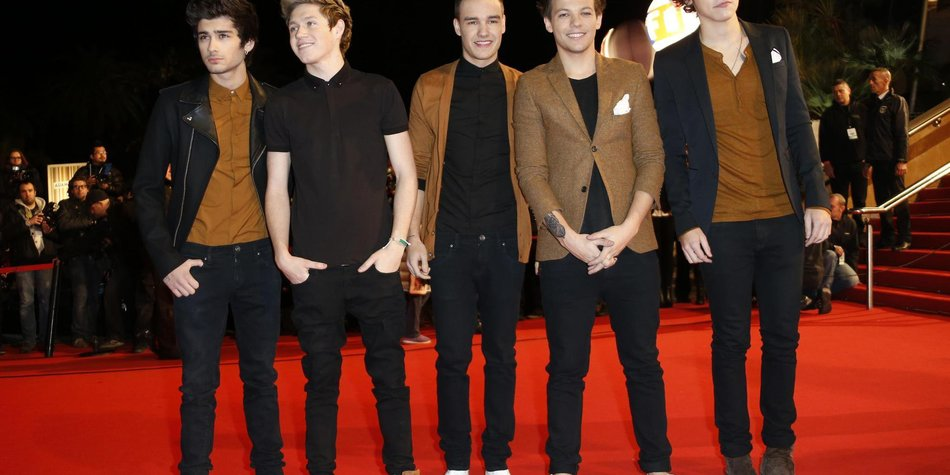 One Direction kurz vor Burn-out?