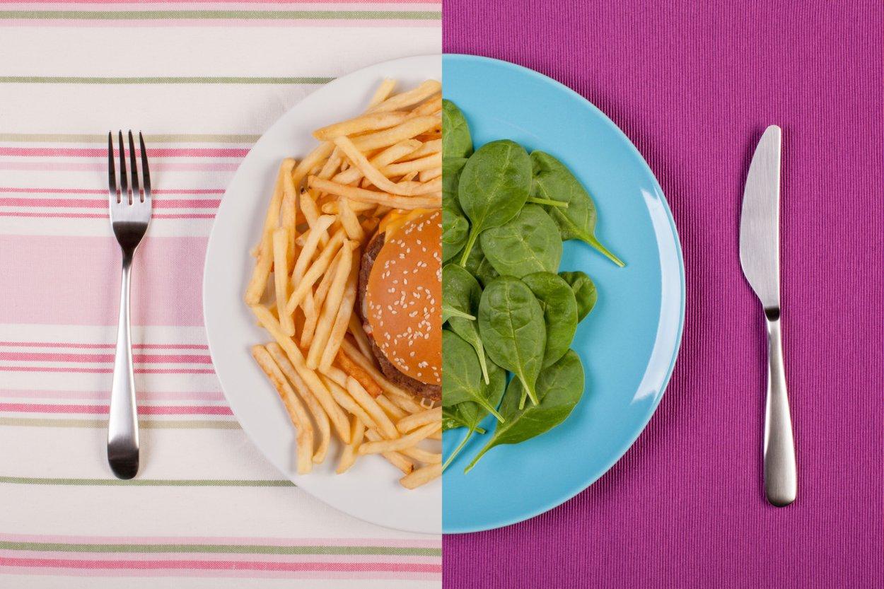 5 zu 2 Diät Verhältnis