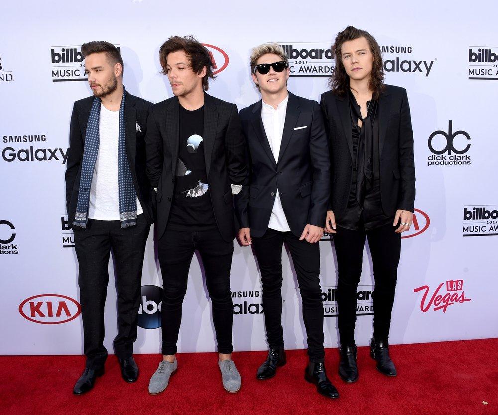 One Direction bringen ein neues Parfüm heraus
