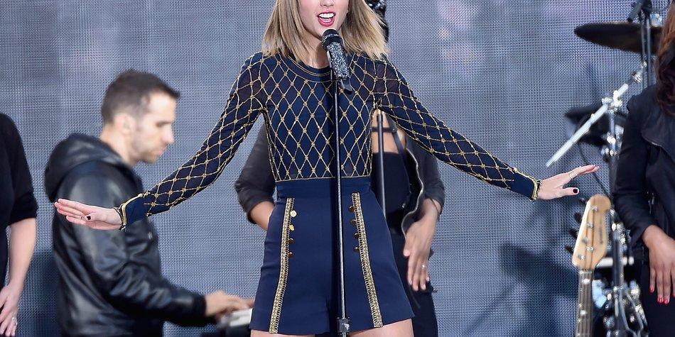 Taylor Swift hatte Angst vor der Popmusik